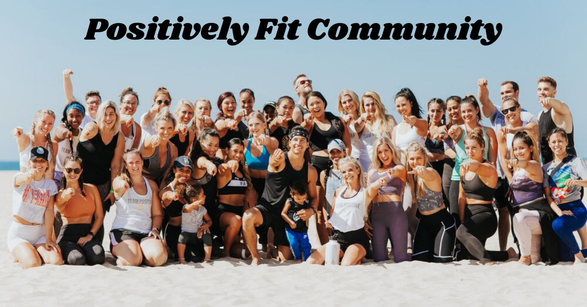 Positively Fit Community